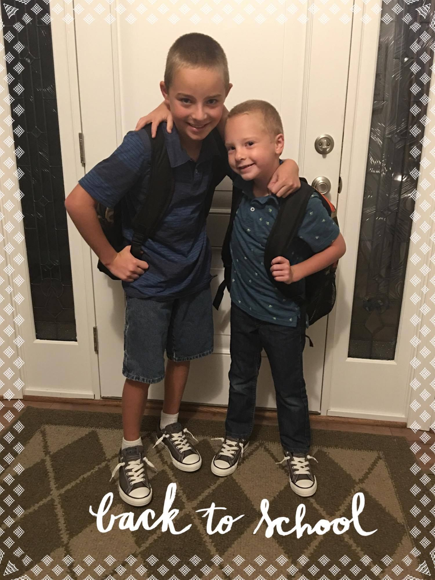 First Day of School Pictures - Photo 68
