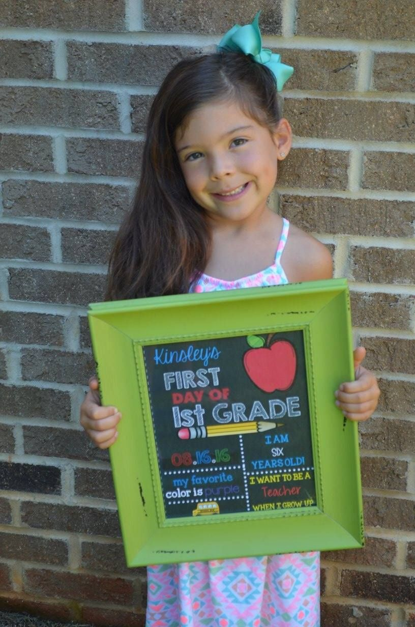 First Day of School Pictures - Photo 75