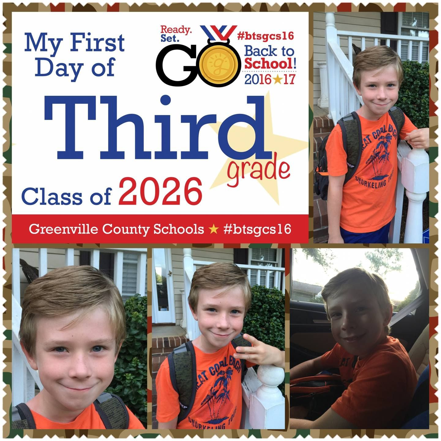 First Day of School Pictures - Photo 76