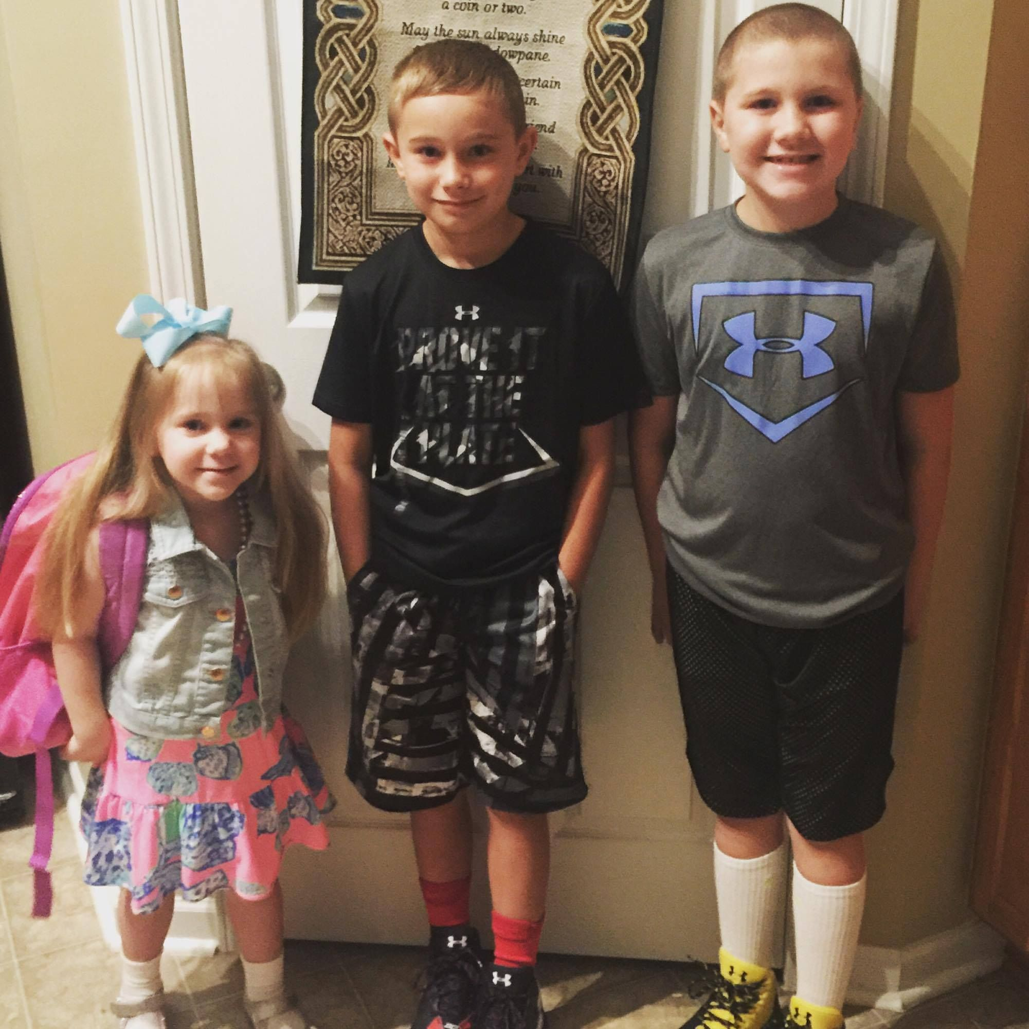 First Day of School Pictures - Photo 78