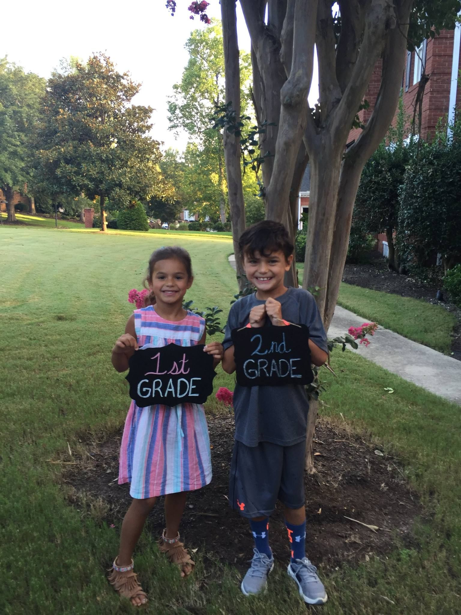 First Day of School Pictures - Photo 81