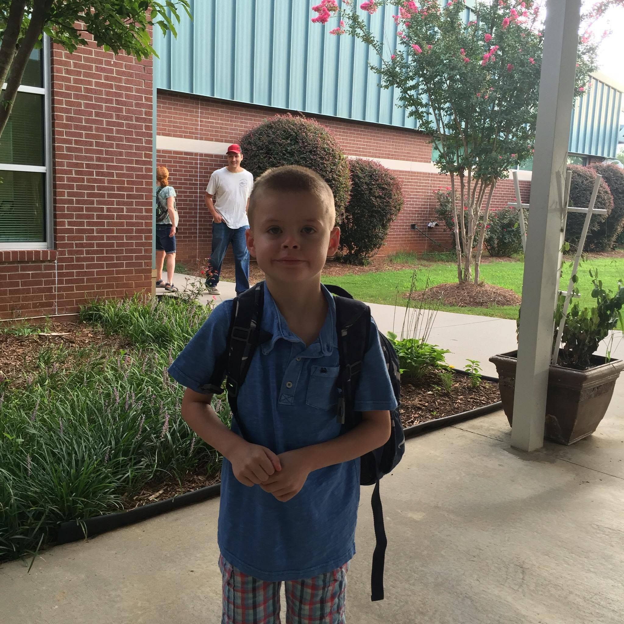 First Day of School Pictures - Photo 82