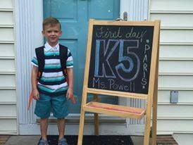 First Day of School Pictures - Photo 94