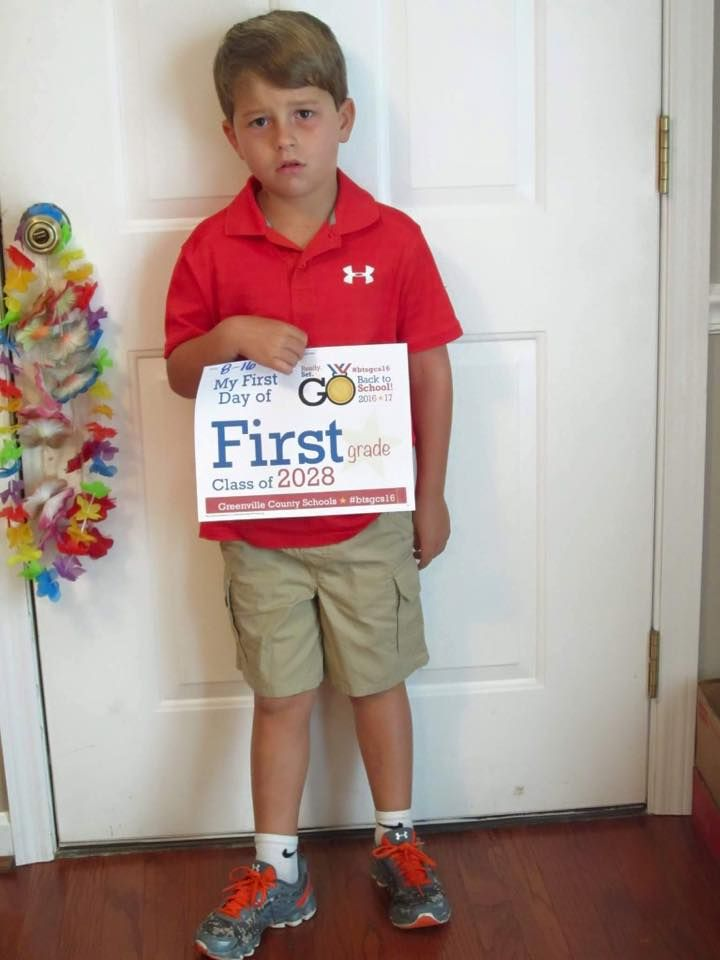 First Day of School Pictures - Photo 105