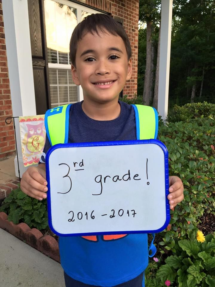 First Day of School Pictures - Photo 106