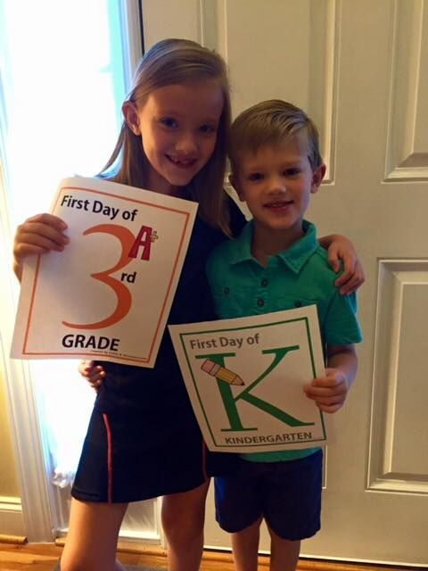 First Day of School Pictures - Photo 107