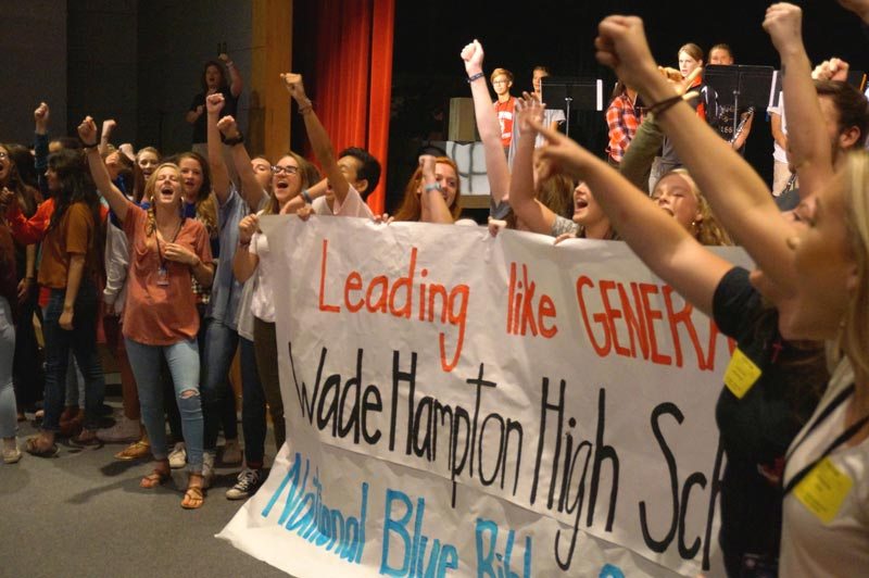 Wade Hampton High School - National Blue Ribbon Winner - Photo 1
