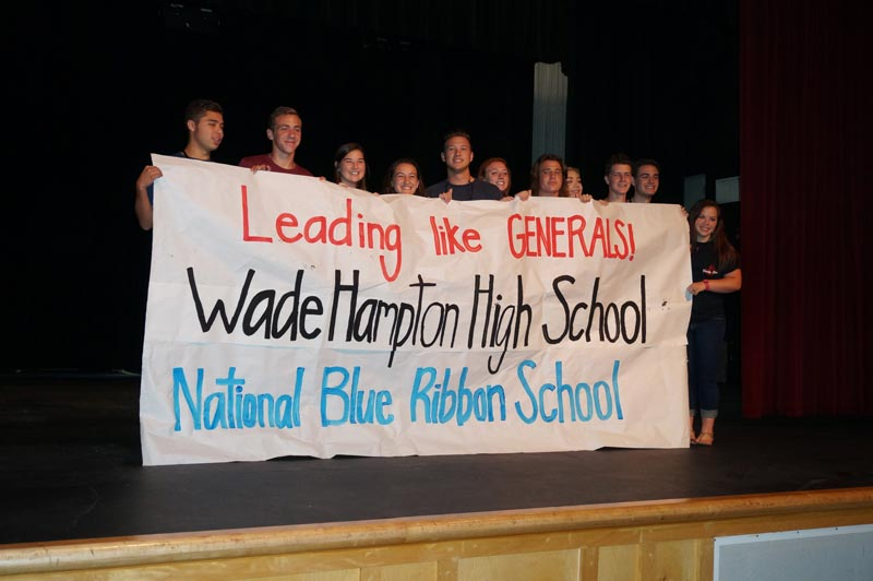 Wade Hampton High School - National Blue Ribbon Winner - Photo 4