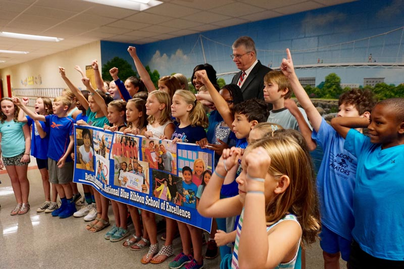 Bethel Elementary School - National Blue Ribbon Winner - Photo 3