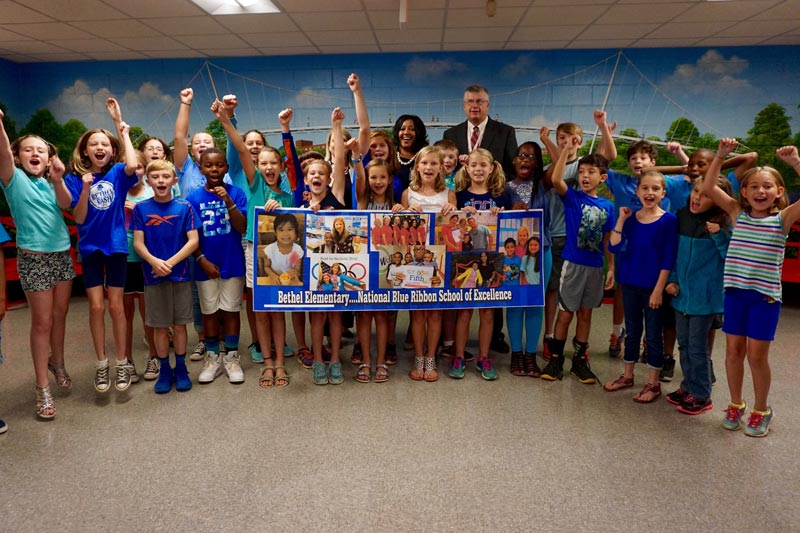 Bethel Elementary School - National Blue Ribbon Winner - Photo 4
