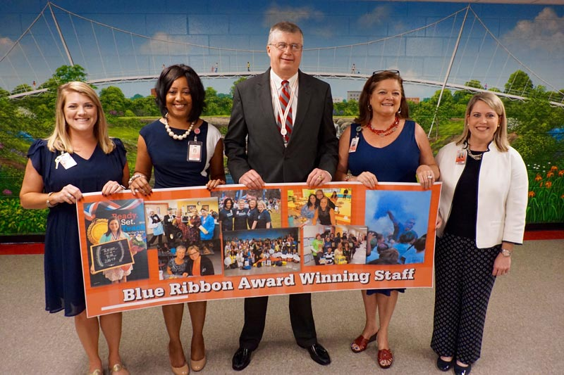 Bethel Elementary School - National Blue Ribbon Winner - Photo 5