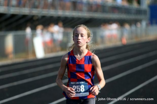 Jessie Crowley, Riverside Cross Country