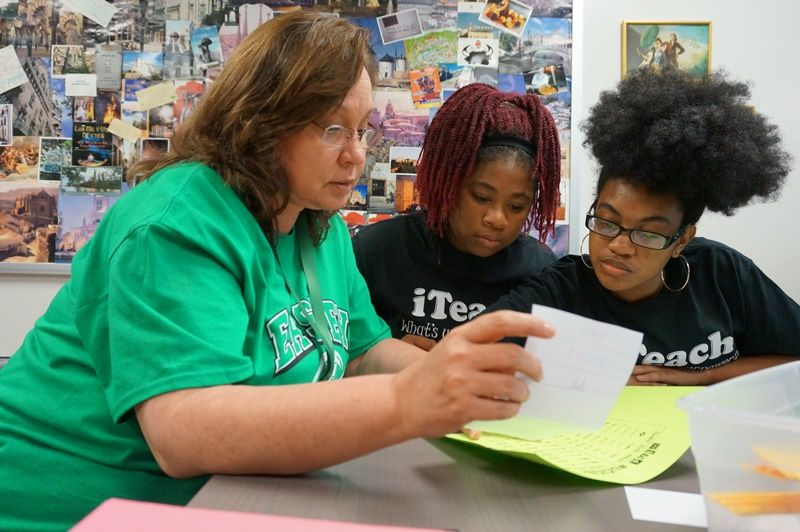 Future Teachers Gain Classroom Skills at iTeach Conference