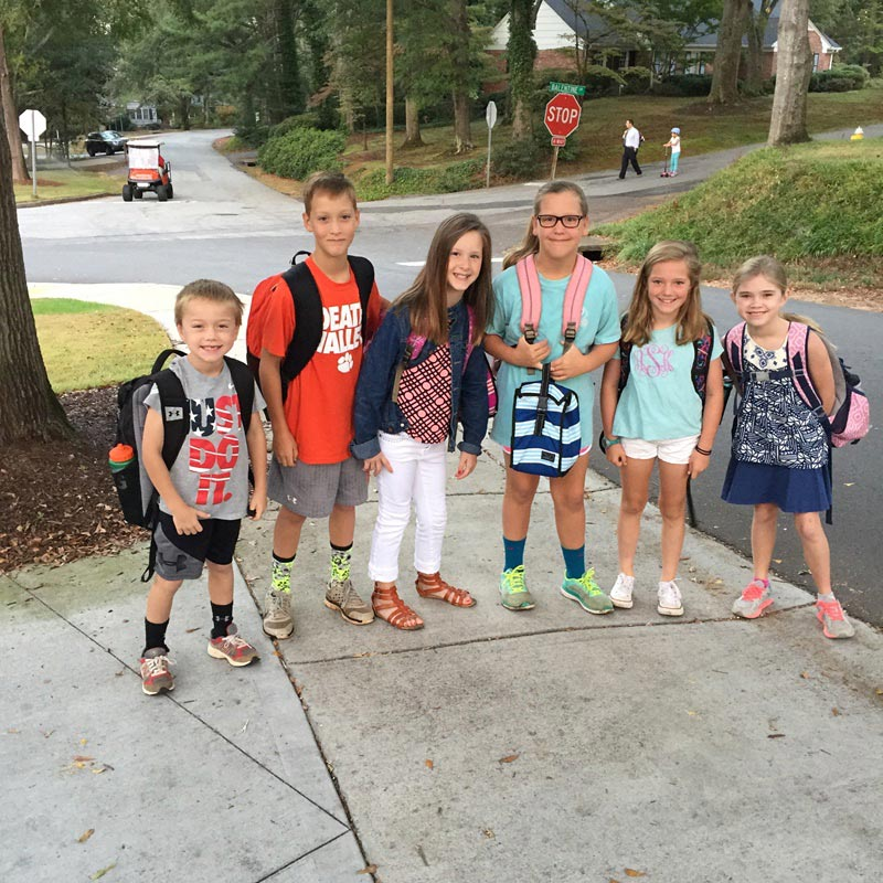 Walk-to-School Photo #22 - Augusta Circle