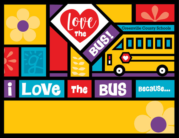 "February is ""Love the Bus"" Month"