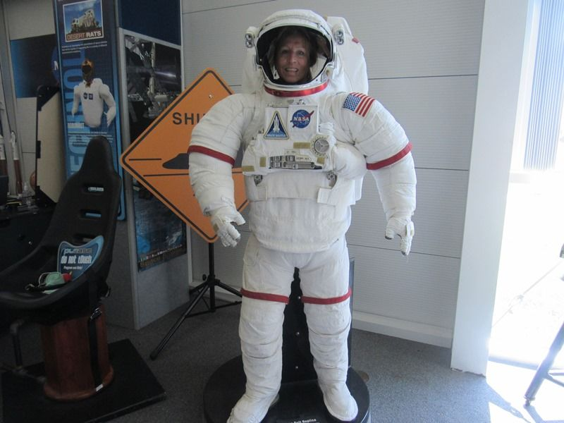 Mrs. Leavitt participates in NASA Teacher Workshops.