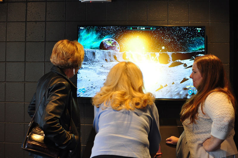 Roper Mountain Science Center Reopens World Class Planetarium