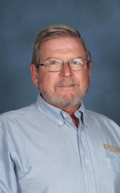 Riverside High Plant Engineer Denis Hertel - South Carolina High School Support Staff of the Year.