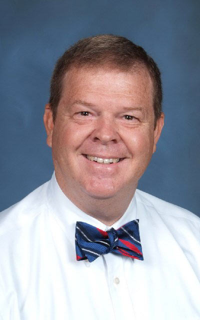 Charlie Mayfield, Principal, J. L. Mann High Academy, - South Carolina Principal of the Year