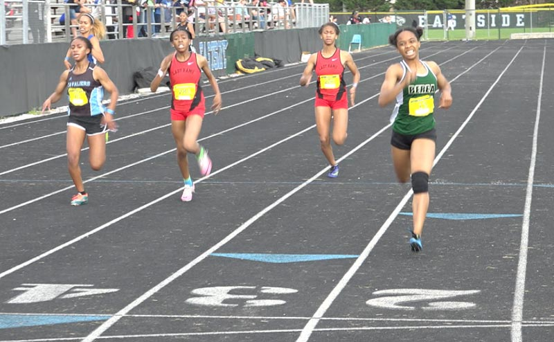 In addition to numerous top 3 finishes, GCS athletes accounted for 15 state titles in various events.