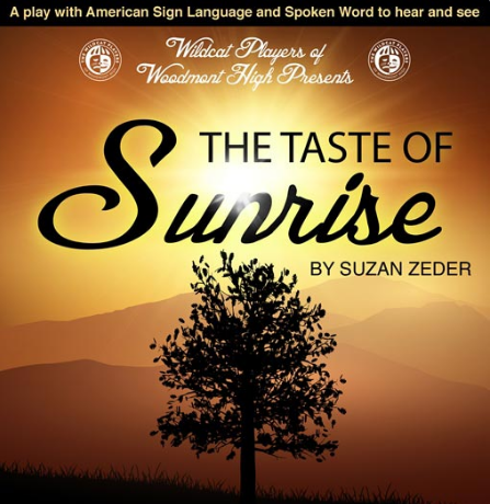 A Taste of Sunrise - Behind the Scenes. - Poster