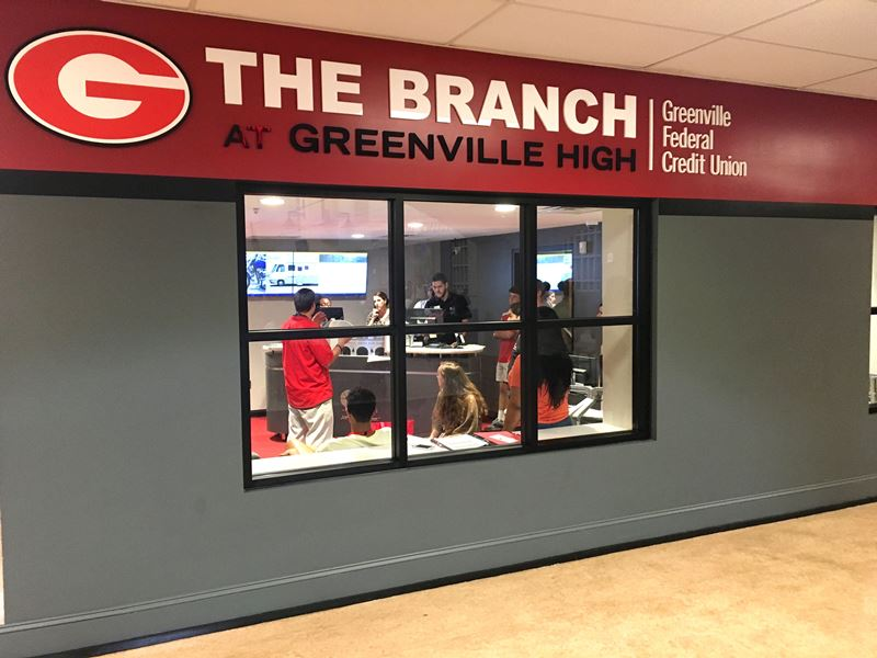 Greenville Federal Credit Union - Greenville High Branch