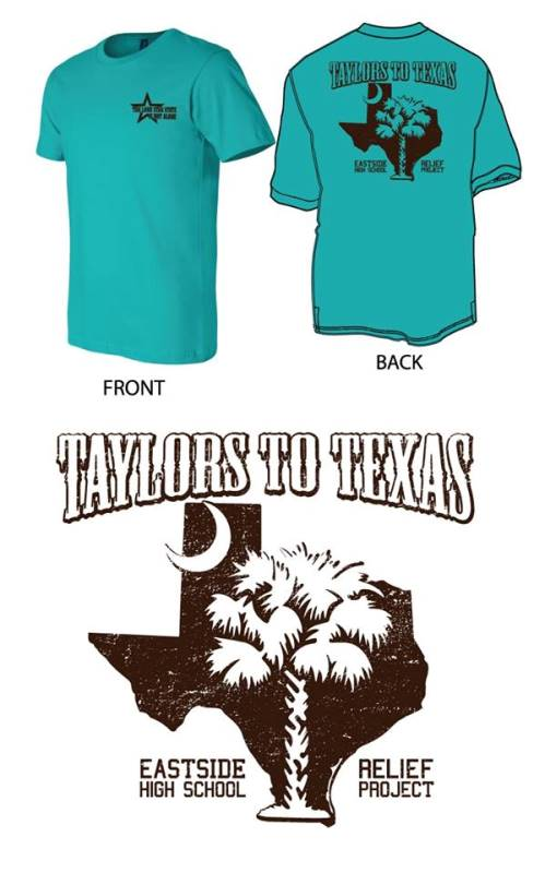 Taylors to Texas