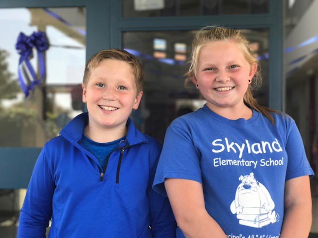 Skyland Elementary Wins National Blue Ribbon Award - Photo 1