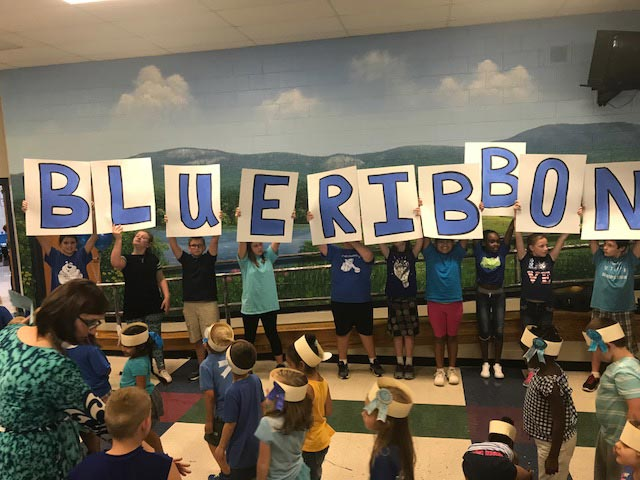 Skyland Elementary Wins National Blue Ribbon Award - Photo 2