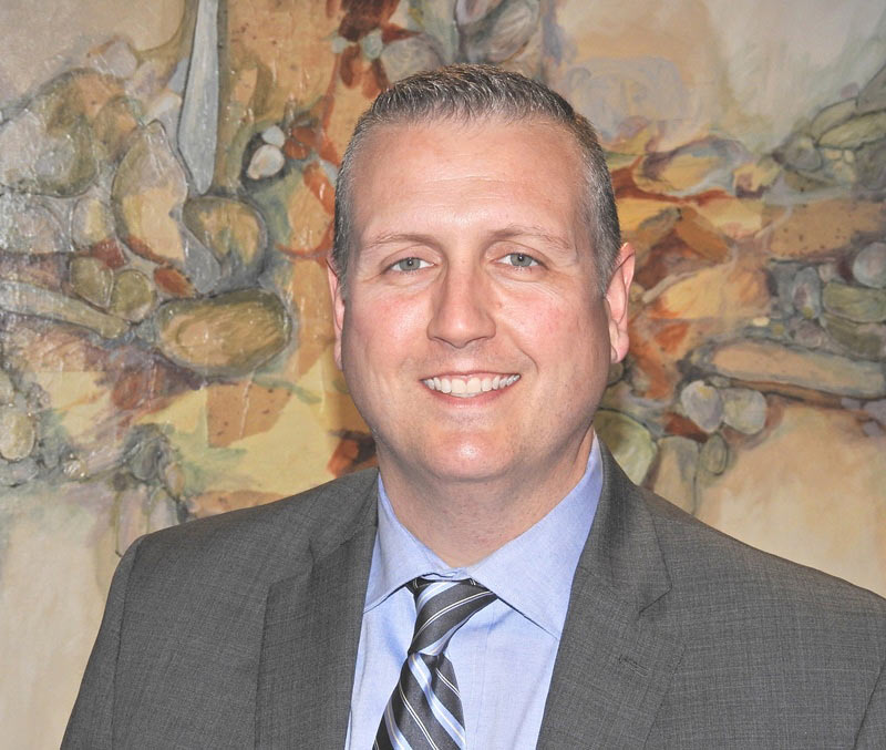 Bradley Wingate, Director of Performing Arts