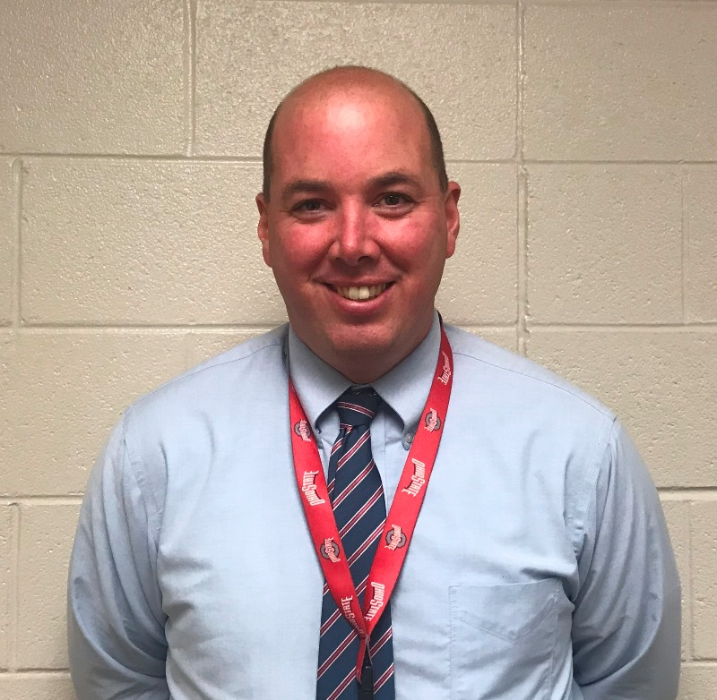 Kenneth Ashworth, Assistant Principal, Hillcrest High
