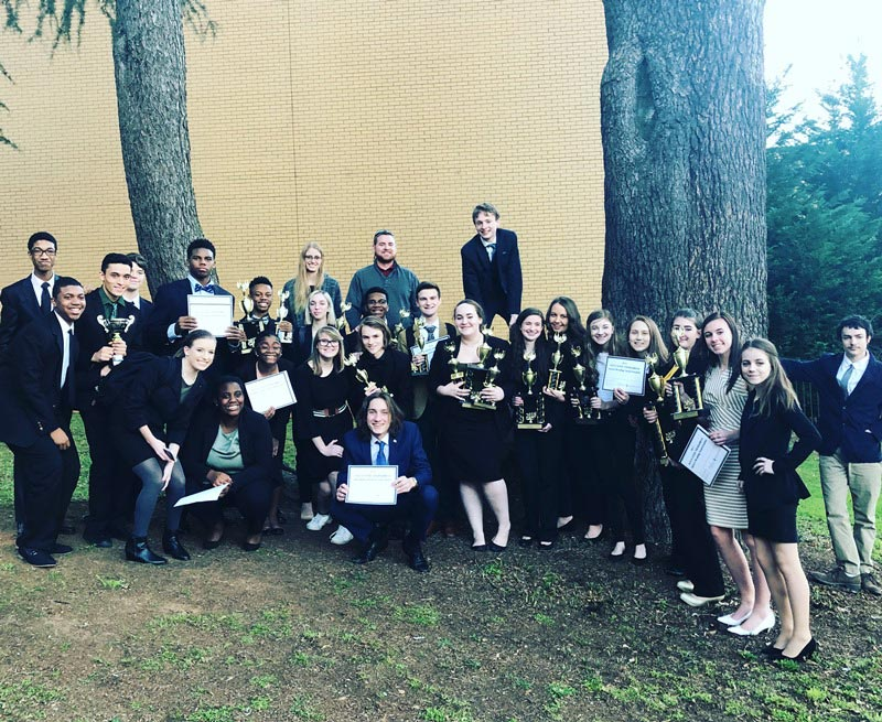 Hillcrest High Speech and Debate