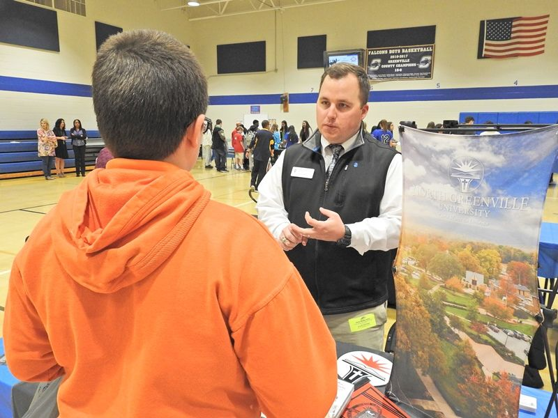 Sevier Middle College and Career Fair - Photo 2