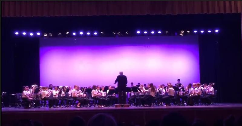 Riverside Middle Band