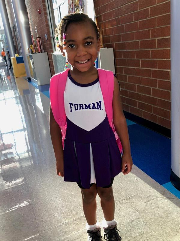 College Colors Day Photo 1