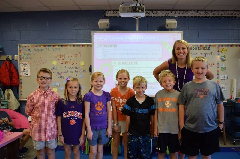 College Colors Day Photo 2