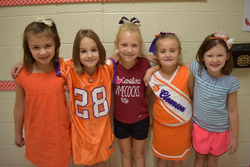 College Colors Day Photo 3