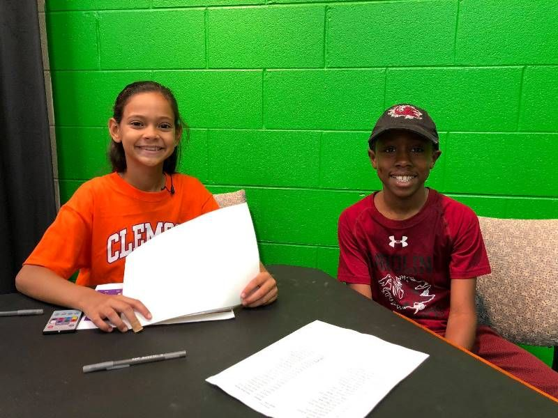College Colors Day Photo 4