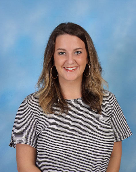 Jordyn Lyles, third grade teacher at Bryson Elementary School