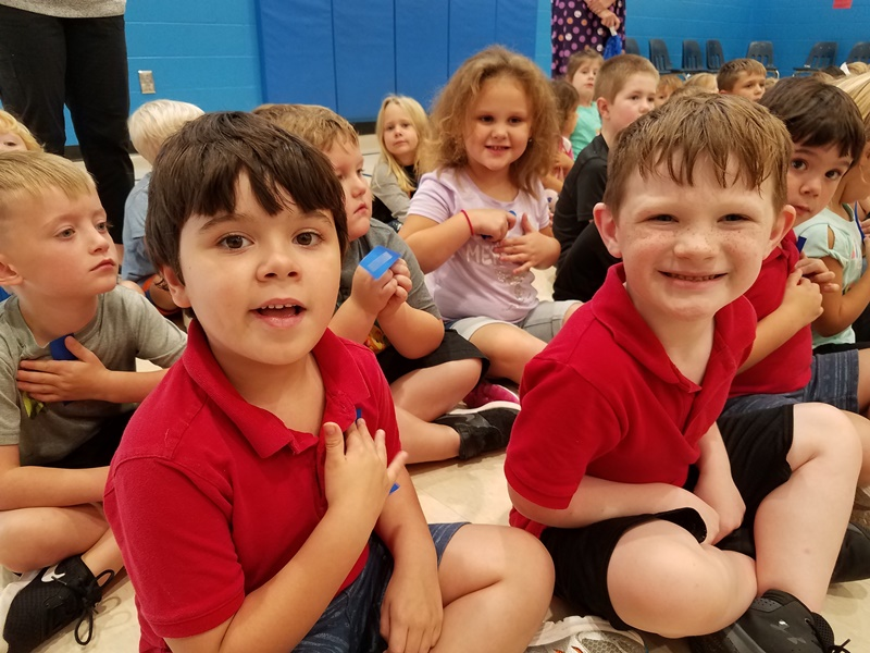 Tigerville Elementary Wins National Blue Ribbon Award - Photo 1