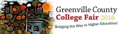 Greenville County College Fair 2016