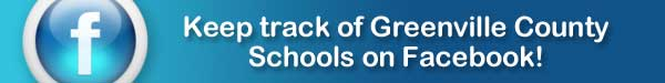 Keep track of Greenville County Schools on Facebook