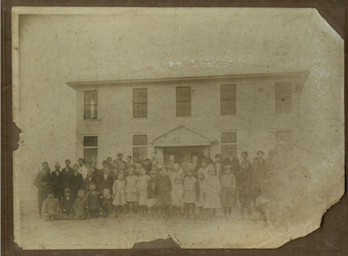 Armstrong School 1916