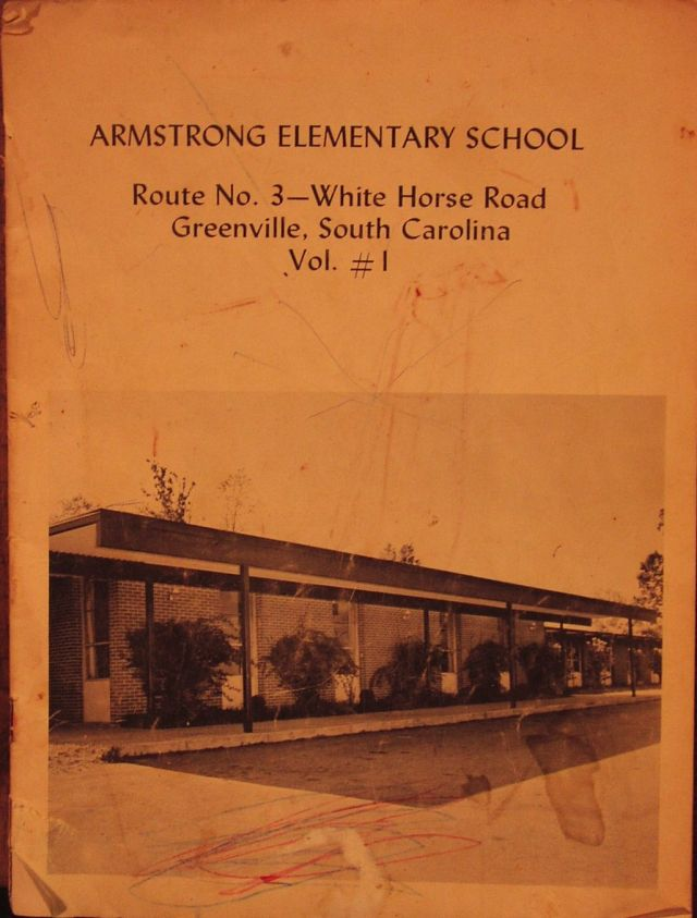 Old Armstrong School House