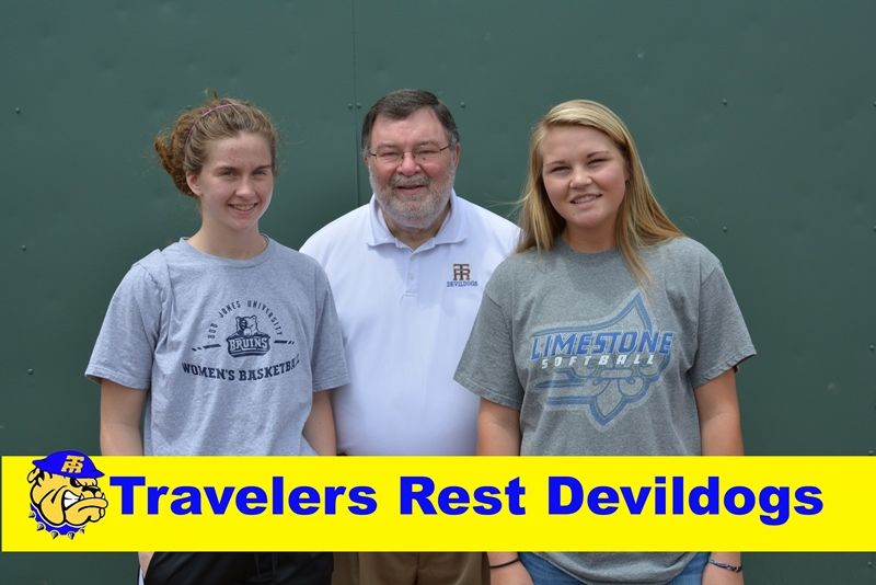 Travelers Rest High