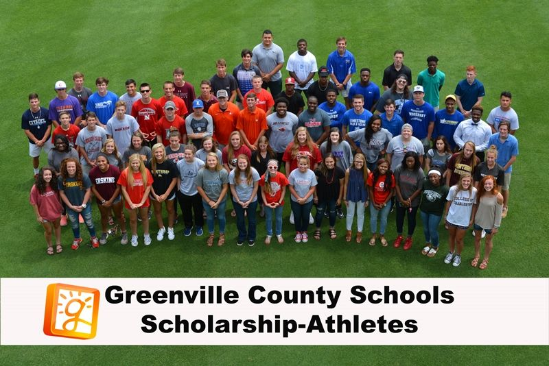 Greenville County Scholarship - Athletes