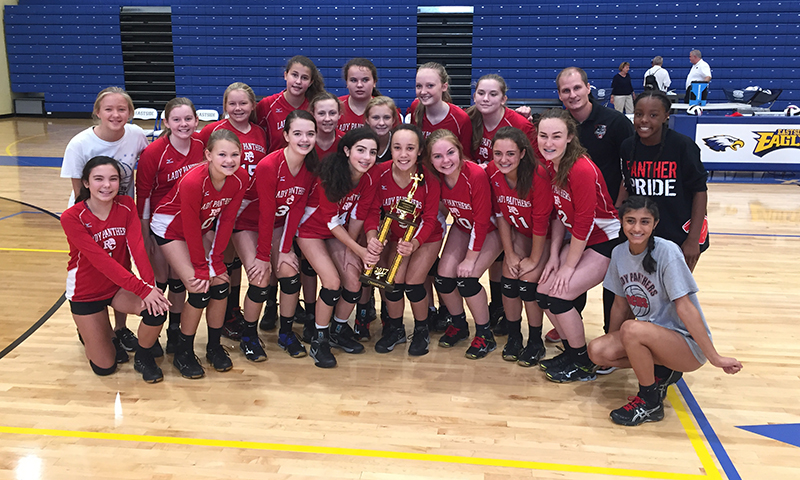 GCS Middle School Volleyball Championship