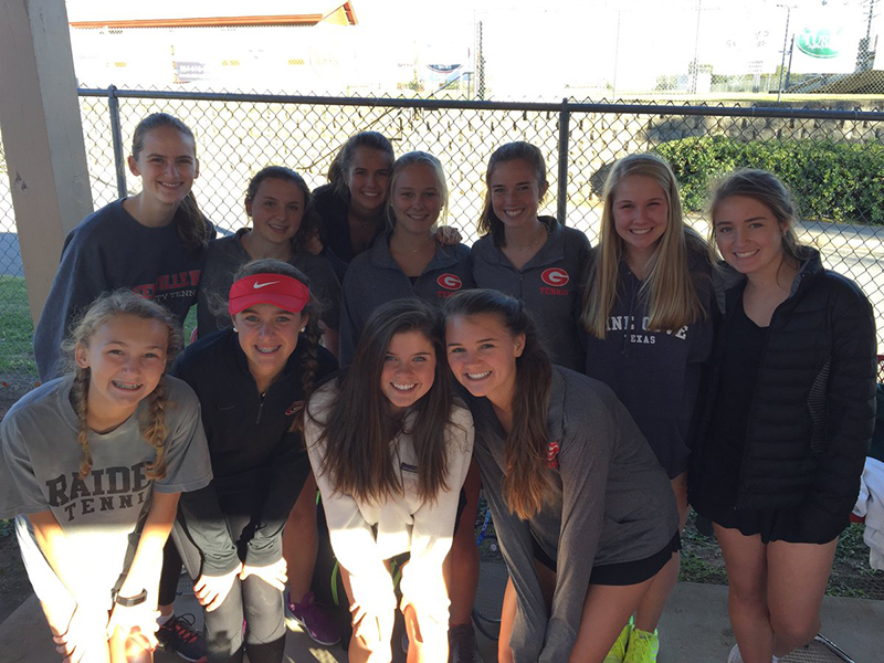 Cross Country & Girls Tennis State Championships Saturday