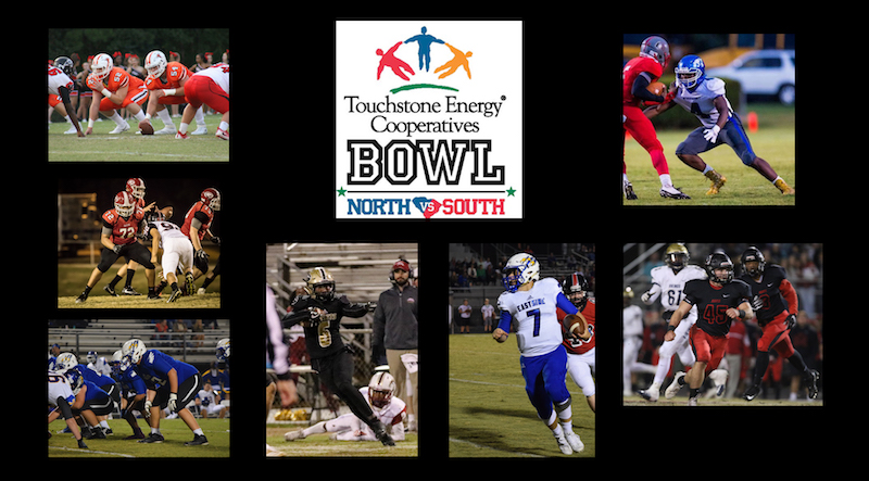 2017 Touchstone Energy North-South Football All-Stars