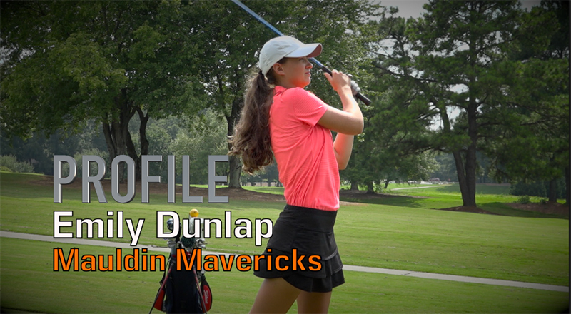 Profile: Emily Dunlap, Mauldin Mavericks
